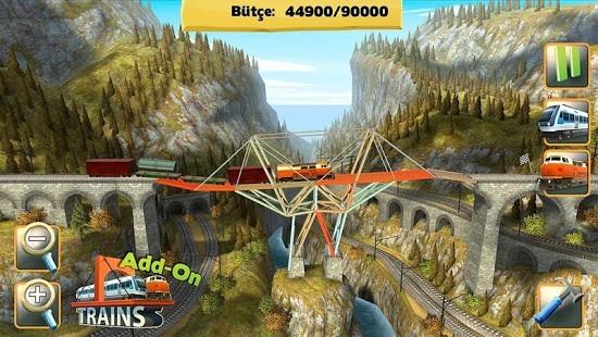 Bridge Constructor Mega Hileli MOD APK [v10.1] 3