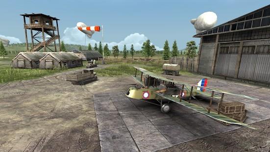 Warplanes WW1 Sky Aces Para Hileli MOD APK [v1.3.2] 4