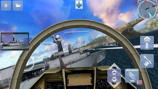 FoxOne Special Missions Uçak Hileli MOD APK [v1.7.1.29RC] 3