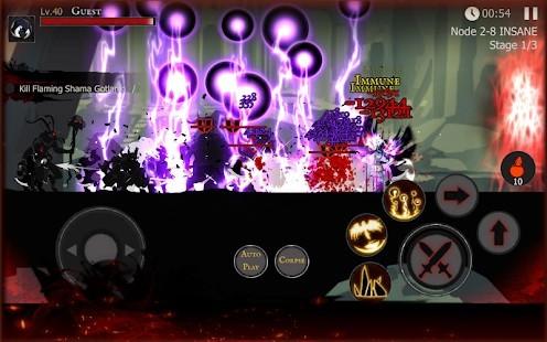 Shadow of Death Dark Knight Para Hileli MOD APK [v1.100.4.0] 2
