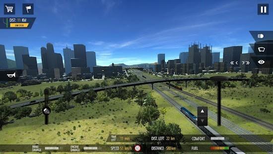 Train Simulator PRO 2018 Full Para Hileli MOD APK [v1.5] 3