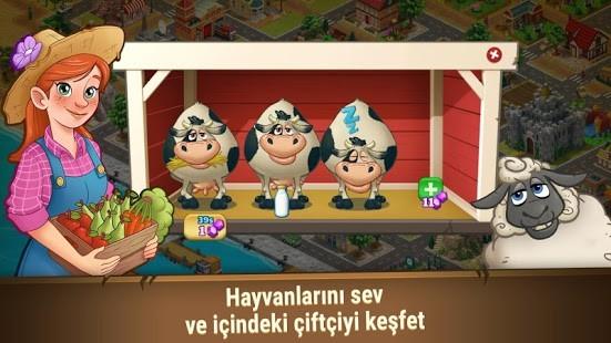 Farm Dream Elmas Hileli MOD APK [v1.10.6] 4