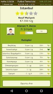 Football Agent - Futbol Temsilcisi Para Hileli MOD APK [v1.16.1] 1