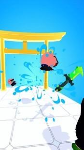 Sword Play Biçer Doğrar Ninja 3D Para Hileli MOD APK [v5.1] 6
