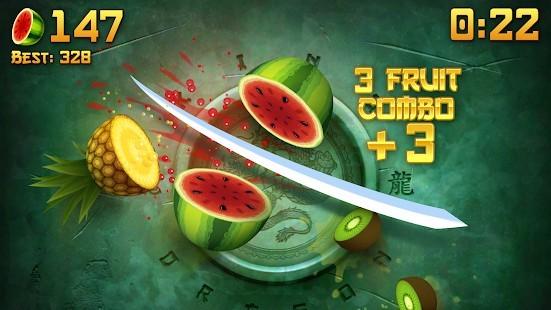 Fruit Ninja v3.0.0 MOD APK 2