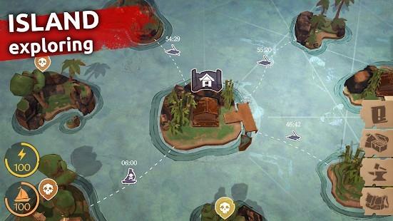 Mutiny Pirate Survival RPG Para Hileli MOD APK [v0.18.2] 1