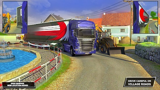 Silk Road Truck Simulator Para Hileli MOD APK [v2.3.6] 4