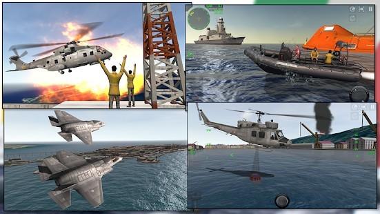 Marina Militare It Navy Sim Araç Hileli MOD APK [v2.0.6] 3