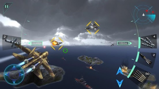 Gökyüzü Savaşçıları 3D Para Hileli MOD APK [v2.0] 3