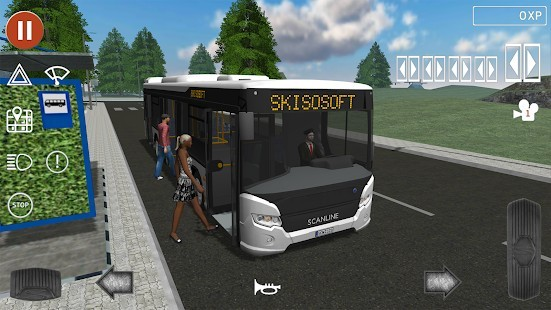 Public Transport Simulator Anahtar Hileli MOD APK [v1.35.4] 4