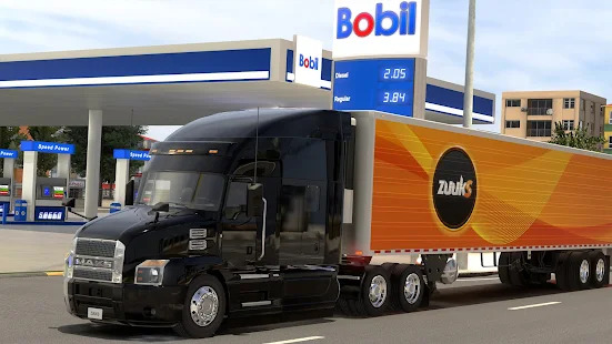 Truck Simulator Ultimate Para Hileli Full MOD APK [v1.0.4] 3