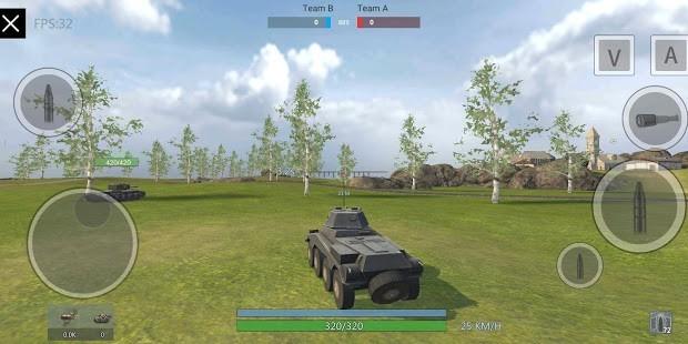 [TAM SÜRÜM] Panzer War Complete FULL APK 6