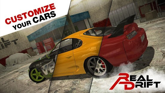 Real Drift Car Racing Para Hileli MOD APK [v5.0.8] 4