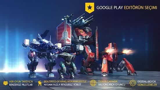 War Robots Mermi Hileli MOD APK [v7.4.1] 6