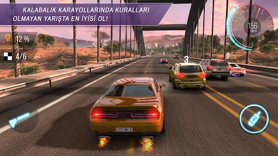 CarX Highway Racing Araba Hileli v1.71.1 MOD APK 4