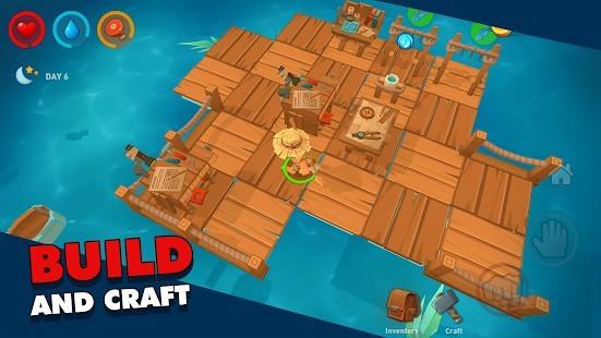 Epic Raft Para Hileli MOD APK [v1.0.16] 5