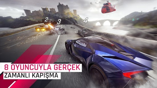 Asphalt 9 Legends MOD Menü Full APK [v2.8.4a] 3