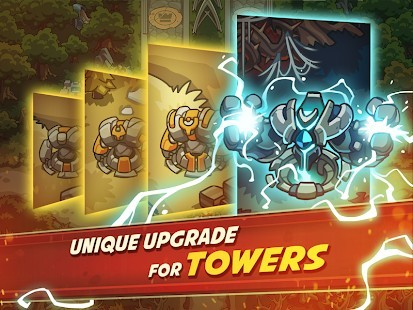 Empire Warriors TD Premium Para Hileli MOD APK [v2.4.13] 7