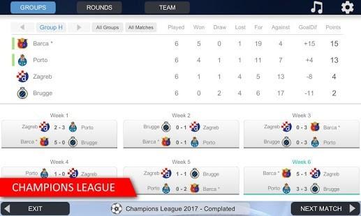 Mobile Soccer League Para Hileli MOD APK [v1.0.27] 1