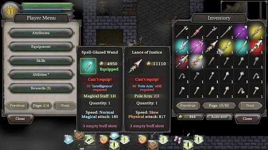 9th Dawn III RPG Full APK [v1.60] 4