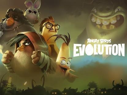 Angry Birds Evolution Ölümsüzlük Hileli MOD APK [v2.9.2] 1
