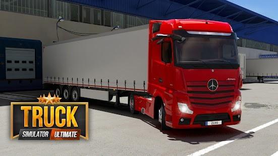 Truck Simulator Ultimate 2021 Apk indir [v1.0.6] 6