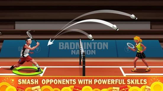 Badminton League Para Hileli MOD APK [v5.20.5052.1] 5