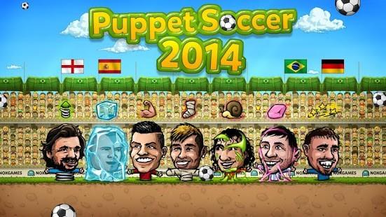 ⚽ Kukla Futbolu 2014 - Futbol Oyunu Para Hileli MOD APK [v3.0.4]⚽ 4