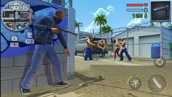 Gangs Town Story Mega Hileli MOD APK [v0.12.7b] 6