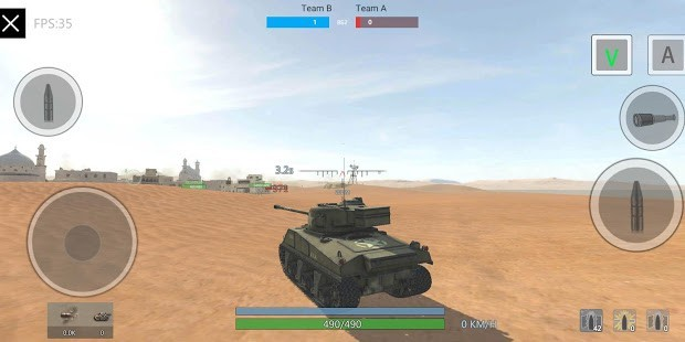 [TAM SÜRÜM] Panzer War Complete FULL APK 3
