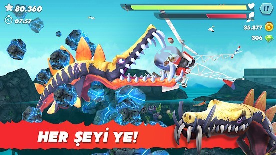 Hungry Shark Evolution Elmas Hileli MOD APK [v8.8.6] 1