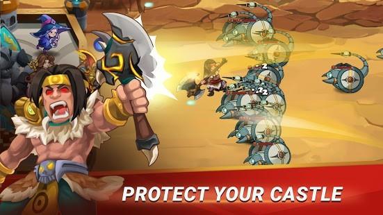 Castle Defender Para Hileli MOD APK [v1.8.3] 5