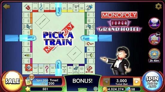 MONOPOLY Slots Para Hileli MOD APK [v3.0.0] 4