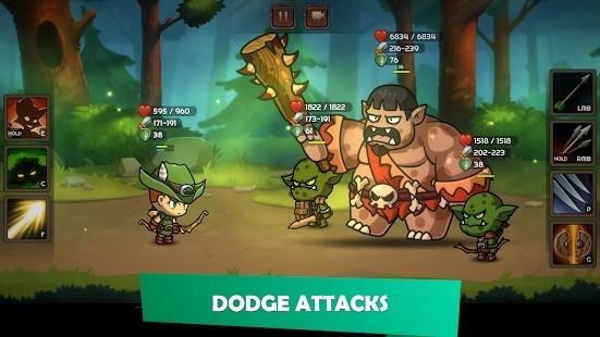 Kinda Heroes Mega Hileli MOD APK [v2.30] 2