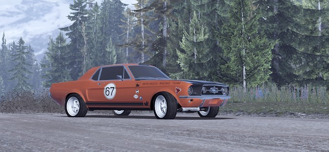 CarX Rally Araba Hileli MOD APK [v14025] 4