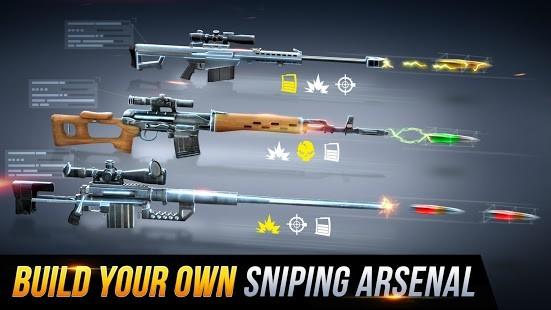 Sniper Honor Para Hileli MOD APK [v1.8.5] 4
