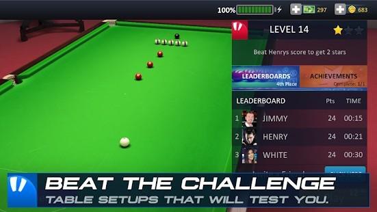 Snooker Stars 3D Enerji Hileli MOD APK [v4.9919] 2