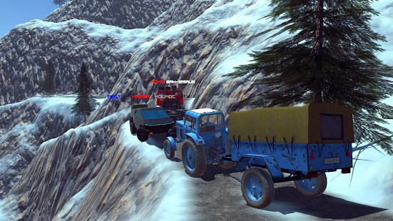 Offroad Simulator Online Ödül Hileli MOD APK [v3.94] 5