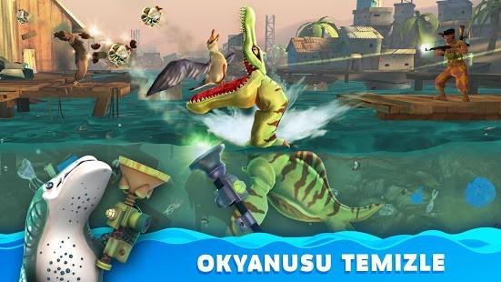 Hungry Shark World Para Hileli MOD APK [v4.4.2] 2