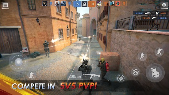 Face of War PvP Shooter Mermi Hileli MOD APK [v0.6] 1