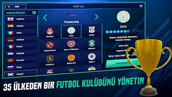Soccer Manager 2022 Para Hileli MOD APK [v1.0.7] 2