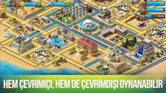 Paradise City Para Hileli MOD APK [v2.4.10] 2