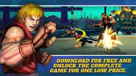 Street Fighter IV Champion Edition Hileli MOD APK [v1.03.03] 6