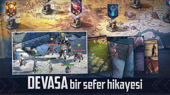 RAID Shadow Legends Savaş Hızı Hileli MOD APK [v4.10.1] 1