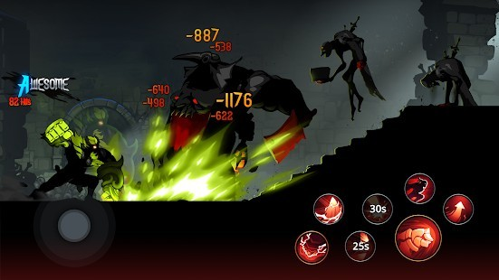 Shadow Knight Ölümcül Aksiyon RPG Mega Hileli MOD APK [v1.6.32] 3