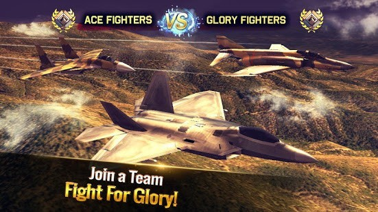Ace Fighter Para Hileli MOD APK [v2.61] 2