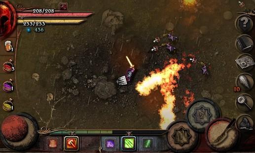 Almora Darkosen RPG Premium Hileli MOD APK [v1.0.83] 4