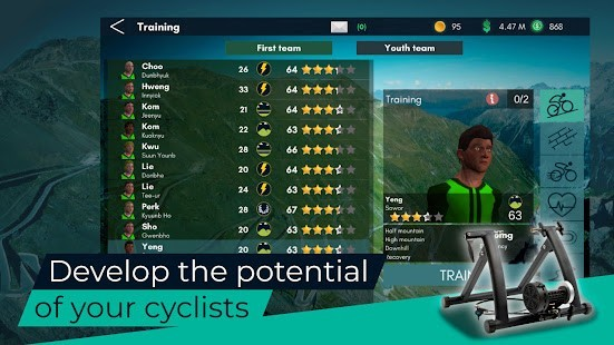 Live Cycling Manager 2021 Para Hileli MOD APK [v1.20] 3