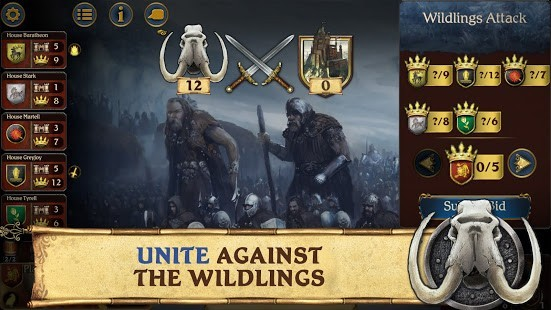 A Game of Thrones The Board Game Hilesiz Full APK [v0.9.4] 1