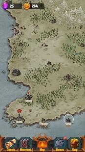 Dungeon Age of Heroes Para Hileli MOD APK [v1.10.510] 4